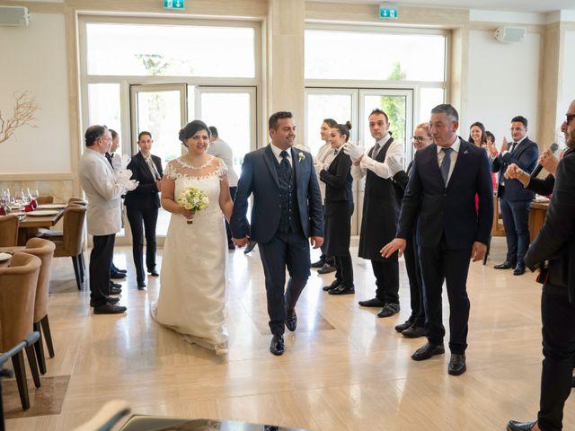 Il matrimonio di Cosimo e Donatella a Grottaminarda, Avellino 20