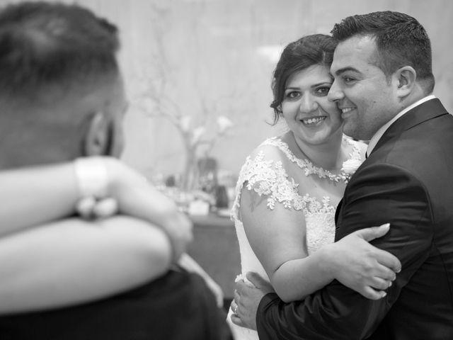 Il matrimonio di Cosimo e Donatella a Grottaminarda, Avellino 25