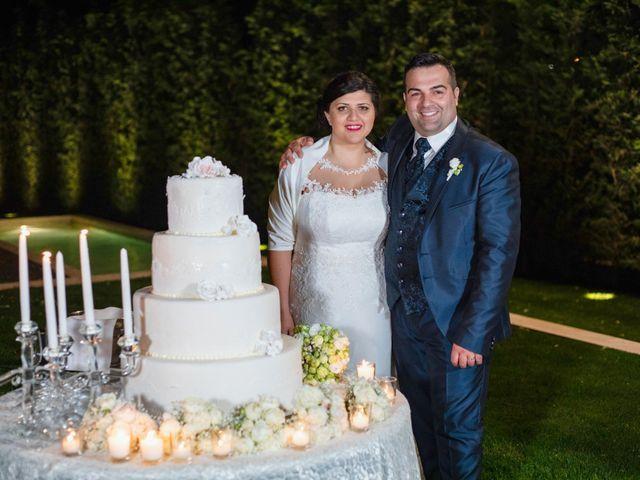 Il matrimonio di Cosimo e Donatella a Grottaminarda, Avellino 26