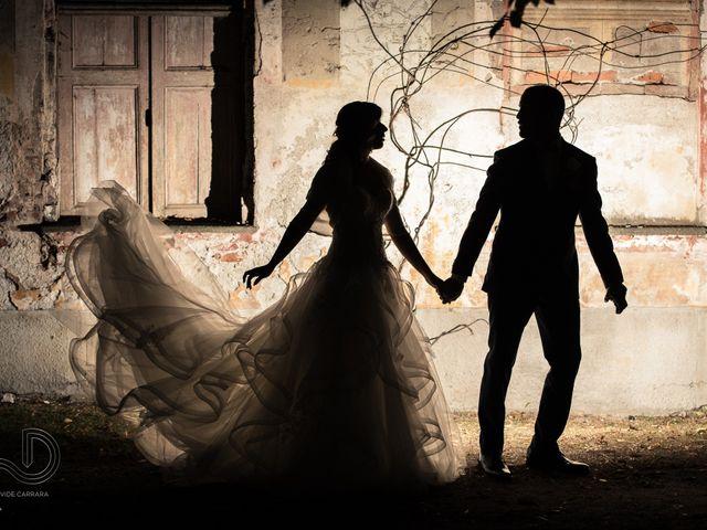 Il matrimonio di Carmine e Guendalina a Racconigi, Cuneo 1