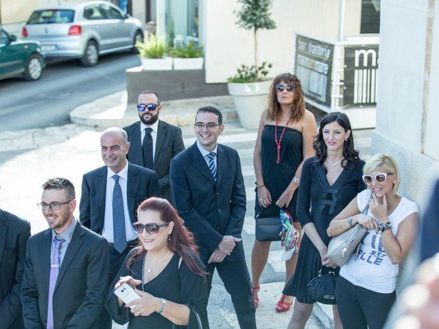 Il matrimonio di Alessandro e Letizia a Ragusa, Ragusa 13