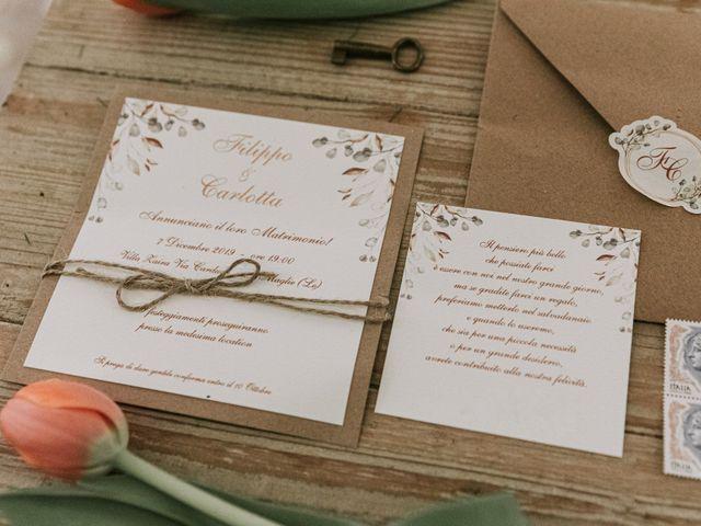 Il matrimonio di Filippo e Carlotta a Maglie, Lecce 17