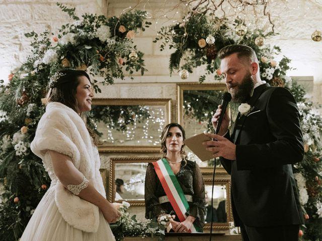 Il matrimonio di Filippo e Carlotta a Maglie, Lecce 34