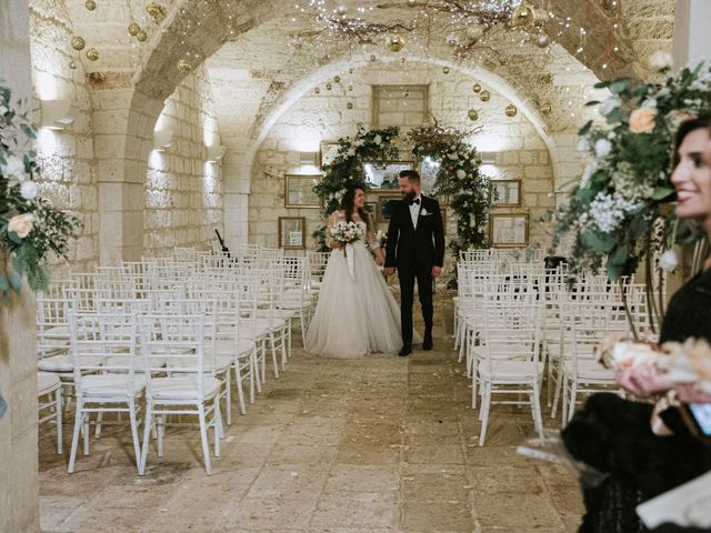 Il matrimonio di Filippo e Carlotta a Maglie, Lecce 45