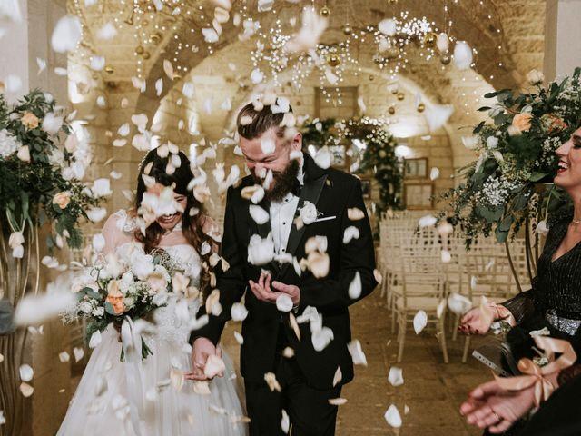 Il matrimonio di Filippo e Carlotta a Maglie, Lecce 46