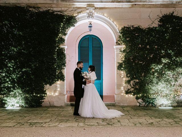 Il matrimonio di Filippo e Carlotta a Maglie, Lecce 53