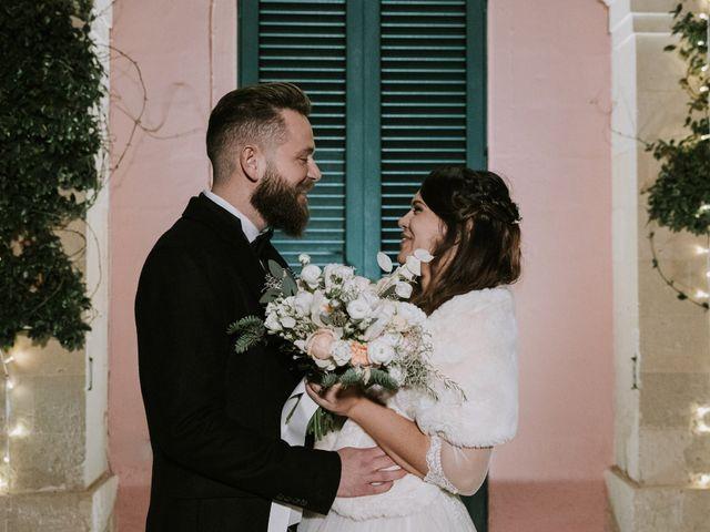 Il matrimonio di Filippo e Carlotta a Maglie, Lecce 54