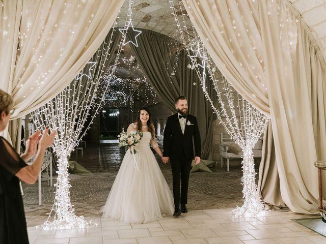 Il matrimonio di Filippo e Carlotta a Maglie, Lecce 75