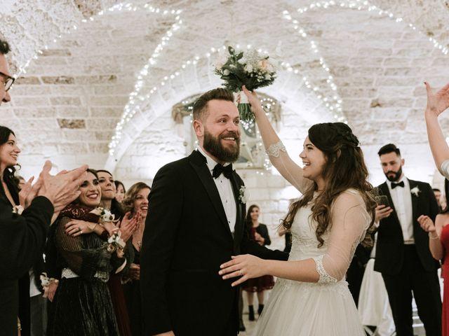 Il matrimonio di Filippo e Carlotta a Maglie, Lecce 77