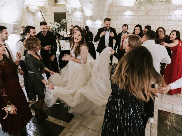 Il matrimonio di Filippo e Carlotta a Maglie, Lecce 92