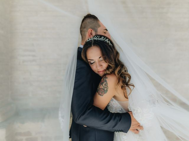 Il matrimonio di Mattia e Tity a Città Sant'Angelo, Pescara 1