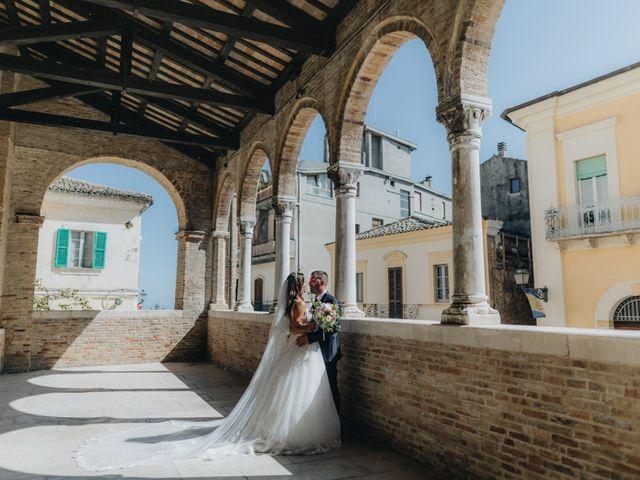 Il matrimonio di Mattia e Tity a Città Sant'Angelo, Pescara 2