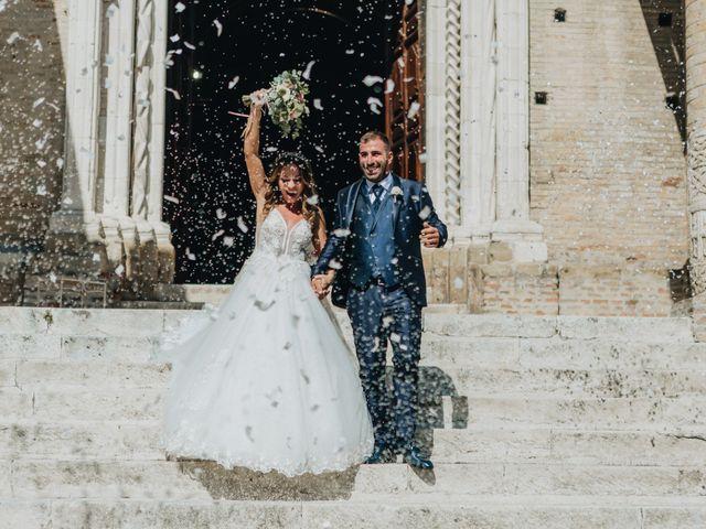 Il matrimonio di Mattia e Tity a Città Sant'Angelo, Pescara 16