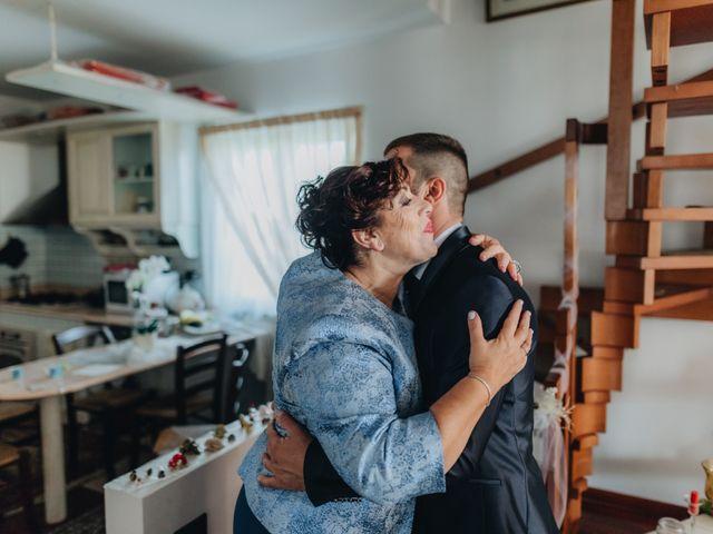 Il matrimonio di Mattia e Tity a Città Sant'Angelo, Pescara 30