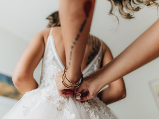 Il matrimonio di Mattia e Tity a Città Sant'Angelo, Pescara 40