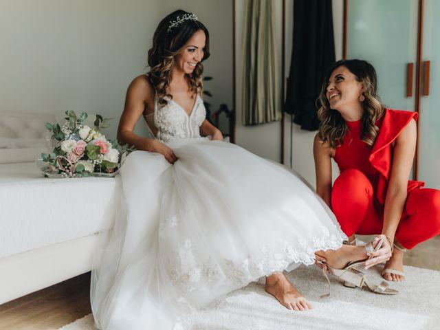 Il matrimonio di Mattia e Tity a Città Sant'Angelo, Pescara 42