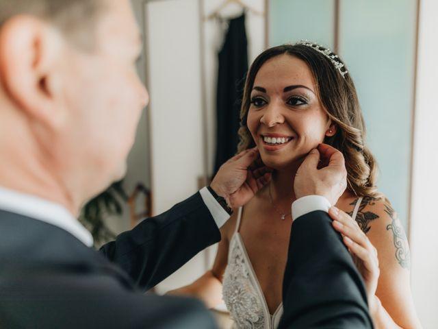 Il matrimonio di Mattia e Tity a Città Sant'Angelo, Pescara 45