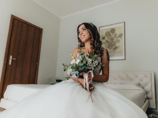 Il matrimonio di Mattia e Tity a Città Sant'Angelo, Pescara 48