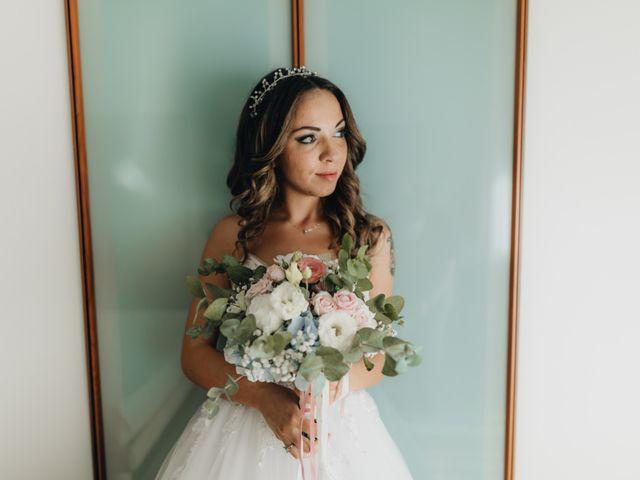 Il matrimonio di Mattia e Tity a Città Sant'Angelo, Pescara 49
