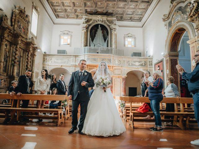 Il matrimonio di Mattia e Tity a Città Sant'Angelo, Pescara 54