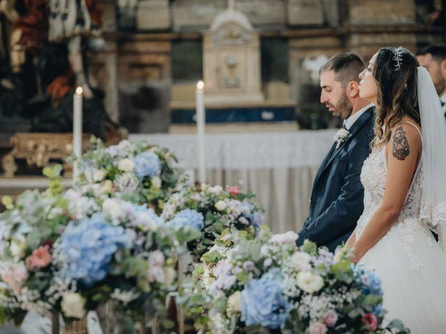 Il matrimonio di Mattia e Tity a Città Sant'Angelo, Pescara 56