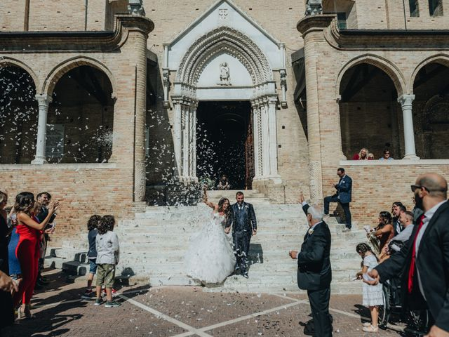 Il matrimonio di Mattia e Tity a Città Sant'Angelo, Pescara 59