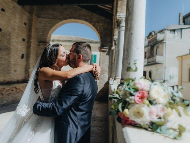 Il matrimonio di Mattia e Tity a Città Sant'Angelo, Pescara 60