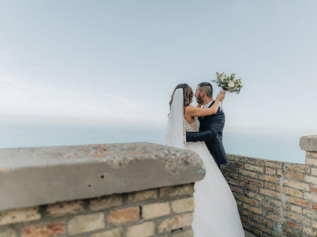 Il matrimonio di Mattia e Tity a Città Sant'Angelo, Pescara 63