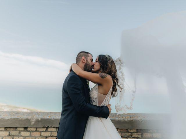 Il matrimonio di Mattia e Tity a Città Sant'Angelo, Pescara 64