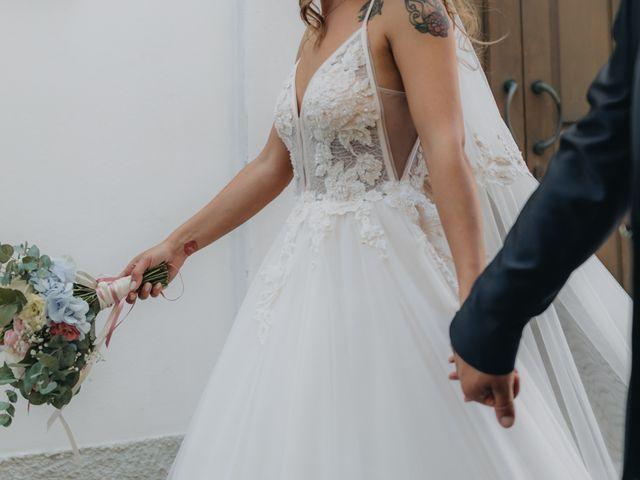 Il matrimonio di Mattia e Tity a Città Sant'Angelo, Pescara 65