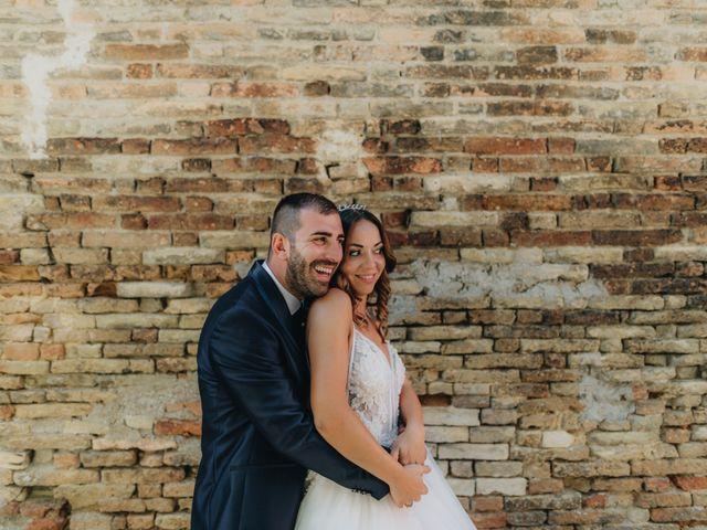 Il matrimonio di Mattia e Tity a Città Sant'Angelo, Pescara 68
