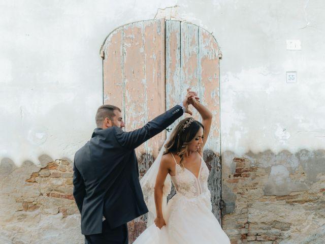 Il matrimonio di Mattia e Tity a Città Sant'Angelo, Pescara 70