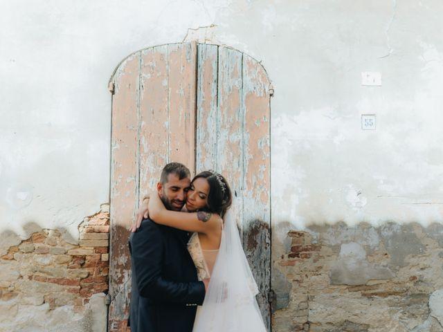 Il matrimonio di Mattia e Tity a Città Sant'Angelo, Pescara 71