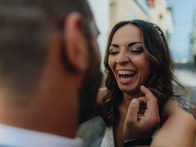 Il matrimonio di Mattia e Tity a Città Sant'Angelo, Pescara 72