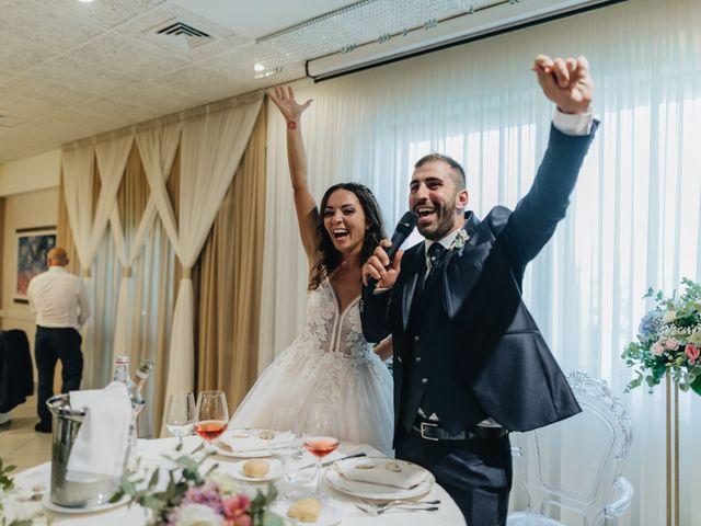 Il matrimonio di Mattia e Tity a Città Sant'Angelo, Pescara 75