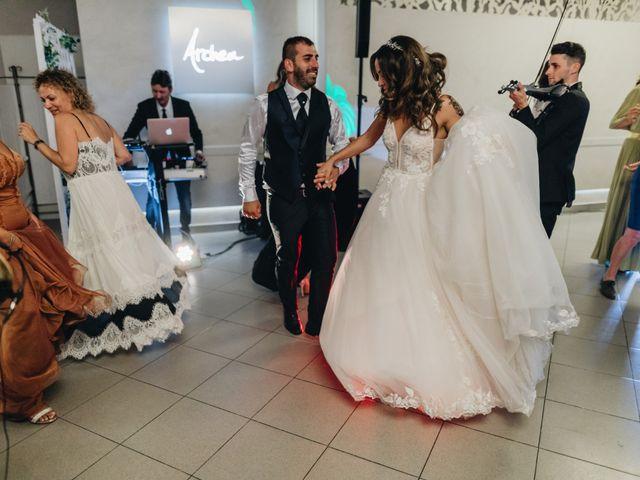 Il matrimonio di Mattia e Tity a Città Sant'Angelo, Pescara 78