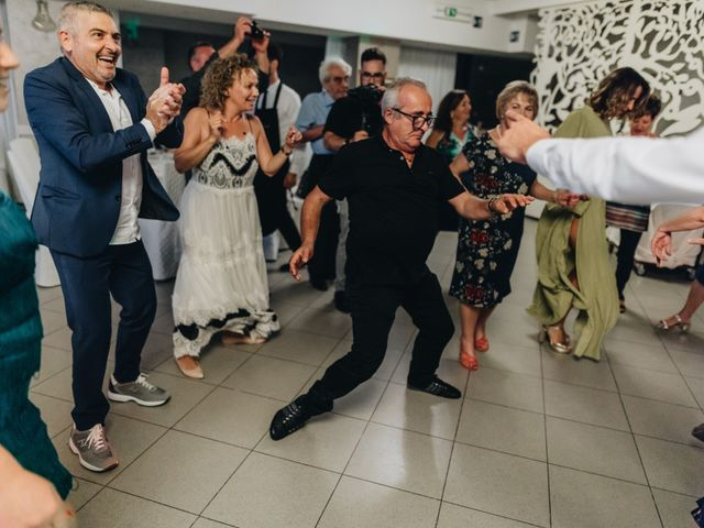 Il matrimonio di Mattia e Tity a Città Sant'Angelo, Pescara 80