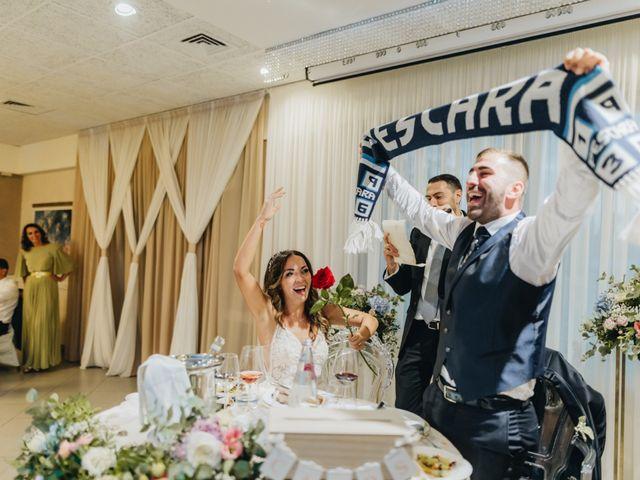 Il matrimonio di Mattia e Tity a Città Sant'Angelo, Pescara 81