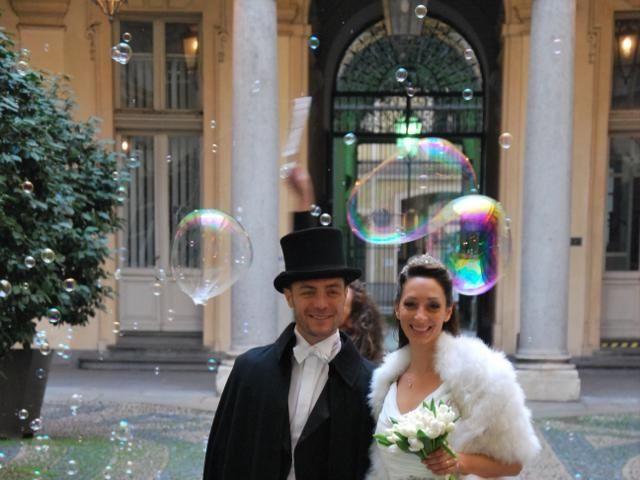 Il matrimonio di Luca e Raffaella  a Torino, Torino 5