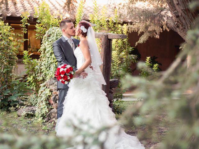 le nozze di Noemi e Marco