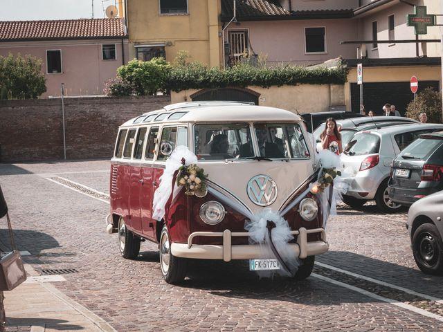 Il matrimonio di Giulio e Francesca a Loreo, Rovigo 9