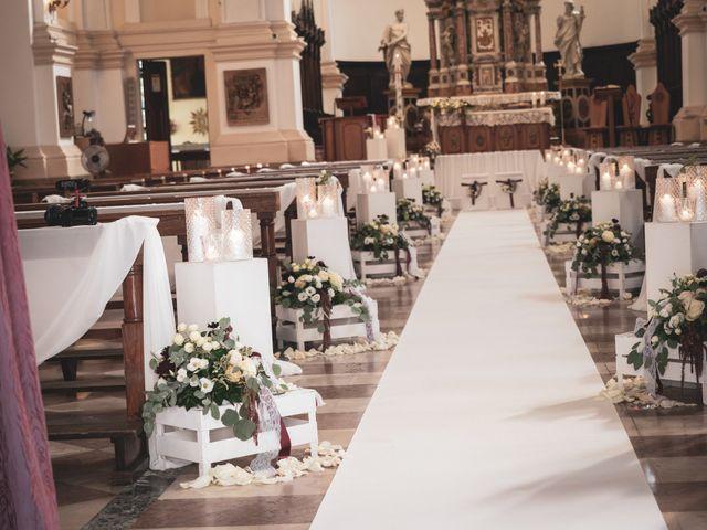 Il matrimonio di Giulio e Francesca a Loreo, Rovigo 12