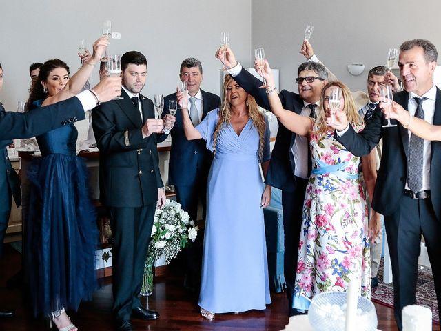 Il matrimonio di Arianna e Pietro a Torre del Greco, Napoli 8