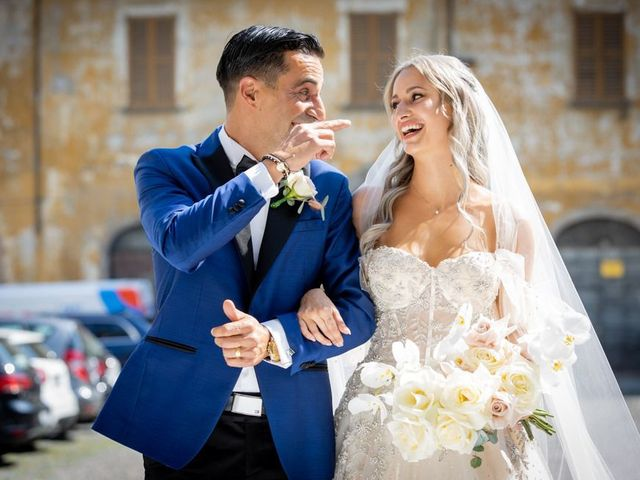 Il matrimonio di Jody  e Sofia a Casatenovo, Lecco 4
