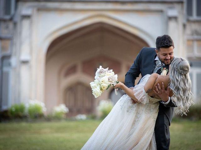 Il matrimonio di Jody  e Sofia a Casatenovo, Lecco 9
