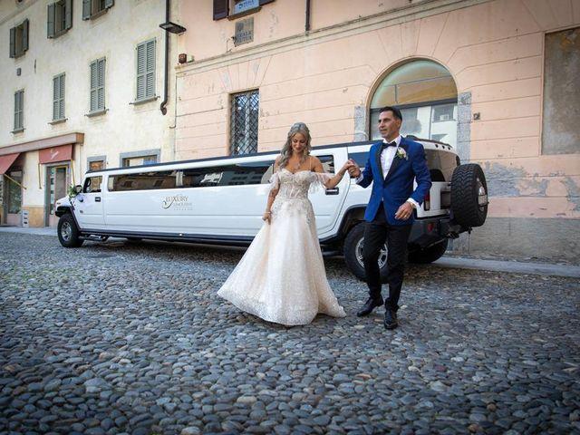 Il matrimonio di Jody  e Sofia a Casatenovo, Lecco 13