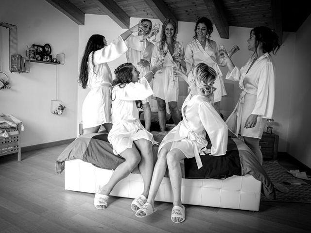 Il matrimonio di Jody  e Sofia a Casatenovo, Lecco 15