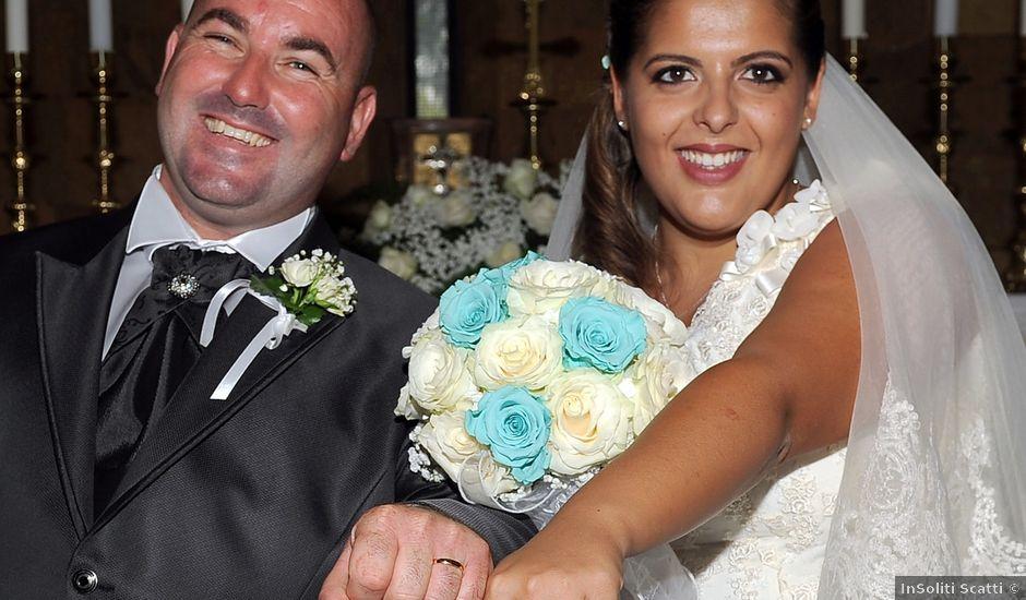 Il matrimonio di Daniele e Valeria a Uta, Cagliari