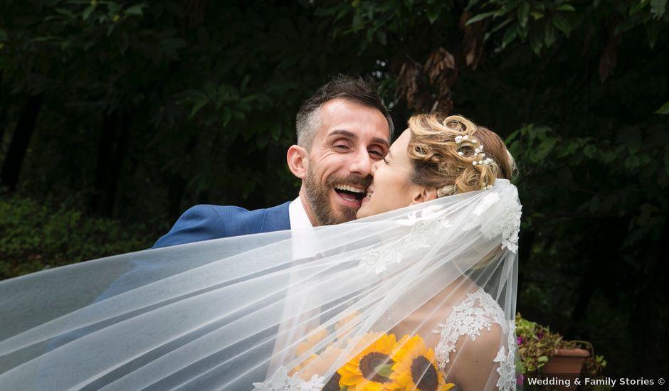 Il matrimonio di Luigi e Emilia a Carugate, Milano