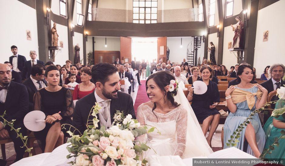 Il matrimonio di Andrea e Aurora a Narcao, Cagliari